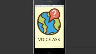 Voice Ask YouTube video