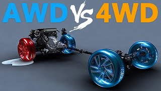Video The Difference Between AWD vs 4WD MP3, 3GP, MP4, WEBM, AVI, FLV Juni 2019