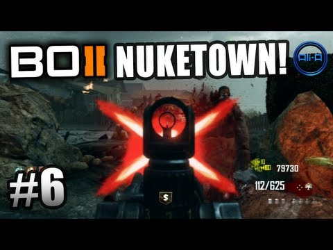 BLACK OPS 2 Nuketown Zombies! Ali-A LIVE Part 6! - Call of Duty: BO2 Nuketown Zombies Gameplay