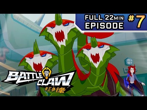 Beastly Grudge Dr. Moro | BattleClaw Season 1 | Episode 7