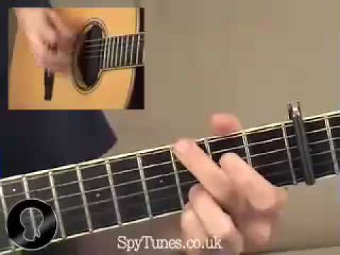 Kiss Me Guitar Lesson Sixpence None The Richer Cover