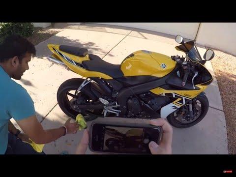 MVlog 84: Nên mua chiếc Yamaha R1 đời 2006, odo 10,000km giá 100tr VND hay mua R6 ta? Vietsub - Thời lượng: 24:47.