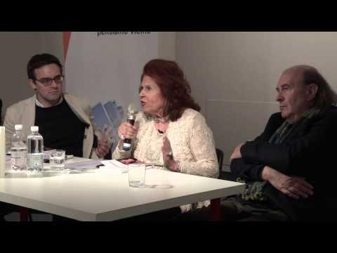 """Presentazione libro PADRI CALPESTATI dell' Avv. Renea Nardari - Rassegna """"Una montagna di libri"""" - Cortina dic. 2014"""