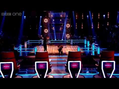 The Voice - Visit http://www.bbc.co.uk/thevoiceuk to play The Voice Predictor Game and for all The Voice UK 2013 news. Performing 'I'm A Man', Sean wins his Battle again...