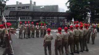 Video BSP-FBHS Fancy Drill presentation for Thai Students MP3, 3GP, MP4, WEBM, AVI, FLV Desember 2017