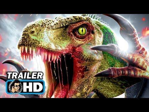 THE VELOCIPASTOR Trailer (2019) Horror Movie