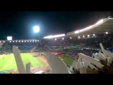 TALLERES VS RIVER Recibimiento de equipos. POPULAR WILLINGTON - La Fiel - Talleres