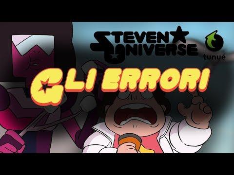 GLI ERRORI di Steven Universe e le Crystal Gems - Lo spot
