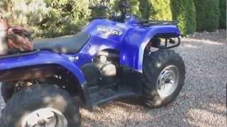 8. Yamaha Grizzly 350 2008