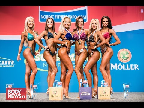 NFE osa 2/2 - Bikini Fitness SM