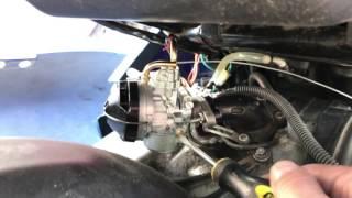 8. Aprilia Mojito retro - Dakar sha 15.15 - 66 main - one coarse one fine filter