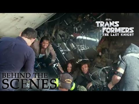 TRANSFORMERS: THE LAST KNIGHT | Mark | Official Behind the Scenes