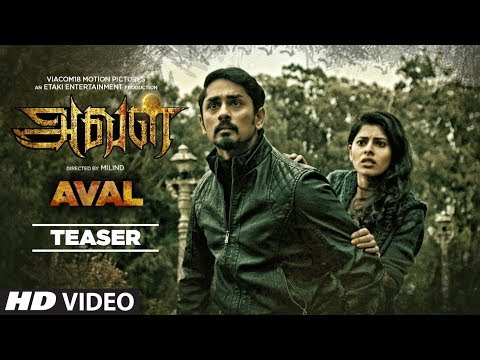 Aval | Tamil Teaser | This November – Viacom18 Motion Pictures