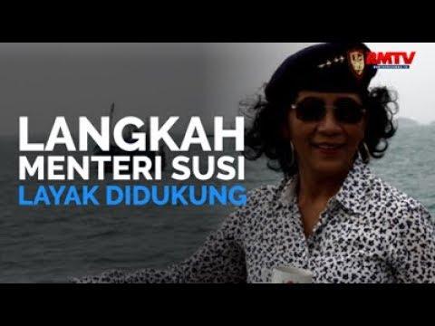 Langkah Menteri Susi Layak Didukung