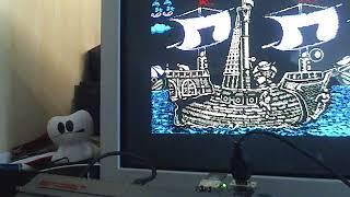 Hammer Boy (ZX Spectrum) by GTibel