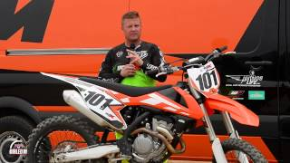 11. Racer X Films: Dialed In: 2016 KTM 350 SX-F