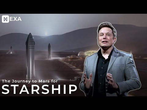 How Will SpaceX's Starship Get to Mars and Back?