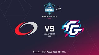 Forward Gaming vs compLexity, ESL  One Hamburg, bo2, game 1 [GodHunt]