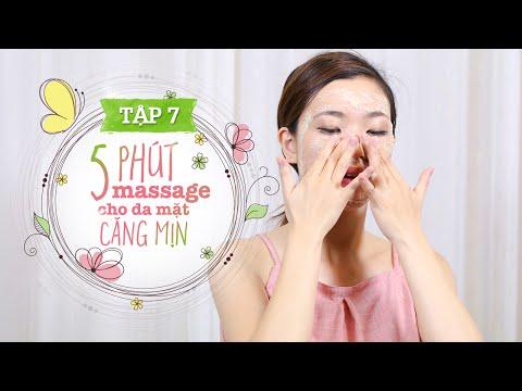 Tập 7 – 5 phút massage cho da mặt căng mịn