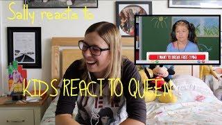 Video Sally Reacts to Kids React to Queen MP3, 3GP, MP4, WEBM, AVI, FLV Juni 2018