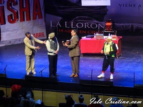 Cuarteto»El Secreto Mejor Guardado» (Isla Cristina) Preliminares