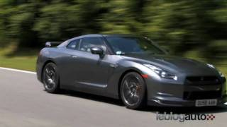 Essai Nissan GT-R - YouTube