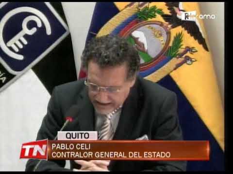 Contraloría inició una auditoría a la prefectura de Pichincha