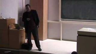 History and Rationality Lecture Series - Avner Ofer