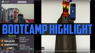 Armada Dreamhack Bootcamp Stream Highlight