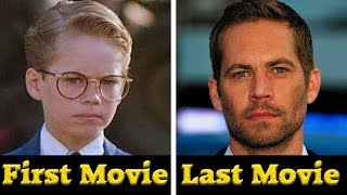 Nonton Paul Walker  - All Movies (1985- 2015) Film Subtitle Indonesia Streaming Movie Download
