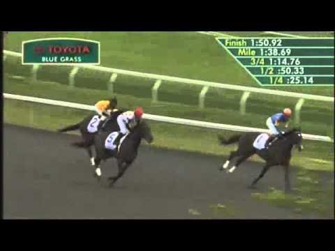 NTRA Live! - 2011 Toyota Blue Grass Stakes Recap (видео)