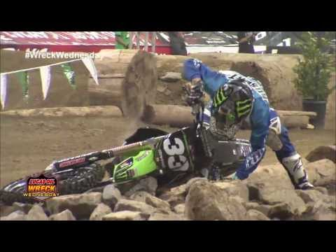 Taylor Robert Whiskey Throttles into Rocks - WW #24