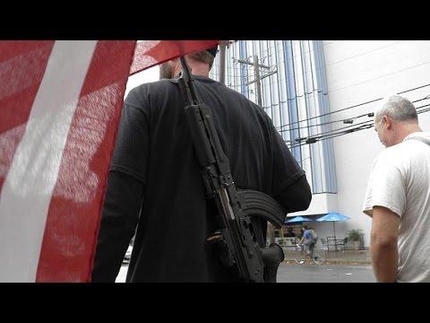 ΗΠΑ: Αντιδράσεις φοιτητών στο νόμο για την οπλοφορία στο Τέξας