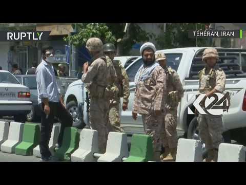 Iran : attaques terroristes revendiquées par Daesh contre le Parlement et le mausolée de Khomeiny