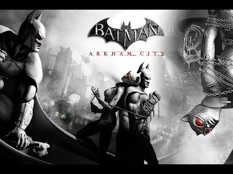 BATMAN ARKHAM CITY X360 CLASSIC