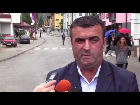 Policija pokazna vjezba u Vlasenici