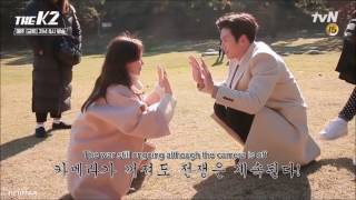 Video [The K2 FMV] Behind the Scenes — Ji Changwook & Im Yoona moments MP3, 3GP, MP4, WEBM, AVI, FLV April 2018