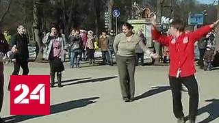 Парки столицы приглашают в весну
