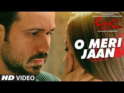 O Meri Jaan - Raaz Reboot (2016)