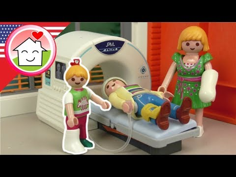 Playmobil English - Hospital Stories with the Hauser Family