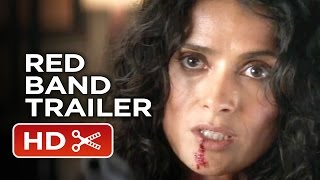 Everly Official International Trailer  1  2015    Salma Hayek Movie Hd