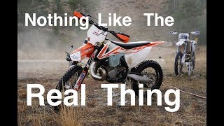 10. No Substitute for the real thing - KTM 250XC