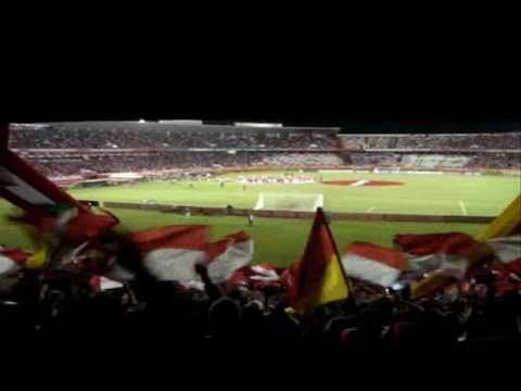 INTER x Estudiantes - Libertadores 2010 - ENTRADA - GUARDA POPULAR - Guarda Popular do Inter - Internacional