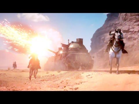 BATTLEFIELD 1 — Поезда и безумие! (60 FPS)