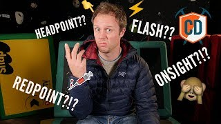 What Does A Flash, Onsight, Redpoint and Headpoint Mean?   Climbing Daily Ep.1111 by EpicTV Climbing Daily