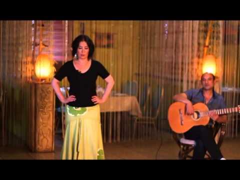 Цыганский танец. Онлайн обучение от Венеры Ферарь.