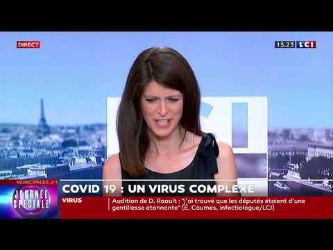 Analyse de l'intervention de Didier Raoult devant la commission d'enquête par le professeur Caumes