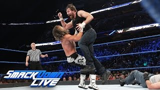 Nonton Fatal 4 Way Elimination Wwe Championship No  1 Contender Match  Smackdown Live  Dec  13  2016 Film Subtitle Indonesia Streaming Movie Download