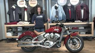 8. 2016 Indian Motorcycle Scout ABS Review