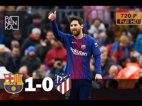 Barcelona vs Atletico Madrid 1-0 ● All goals & Highlights ● English Commentary (04/03/2018) HD/720P